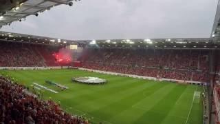 Mainz 05 - AS Saint Etienne / Dumb Ass Action