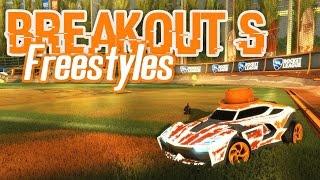 Rocket League - Breakout Type-S Freestyles w/ VoiD