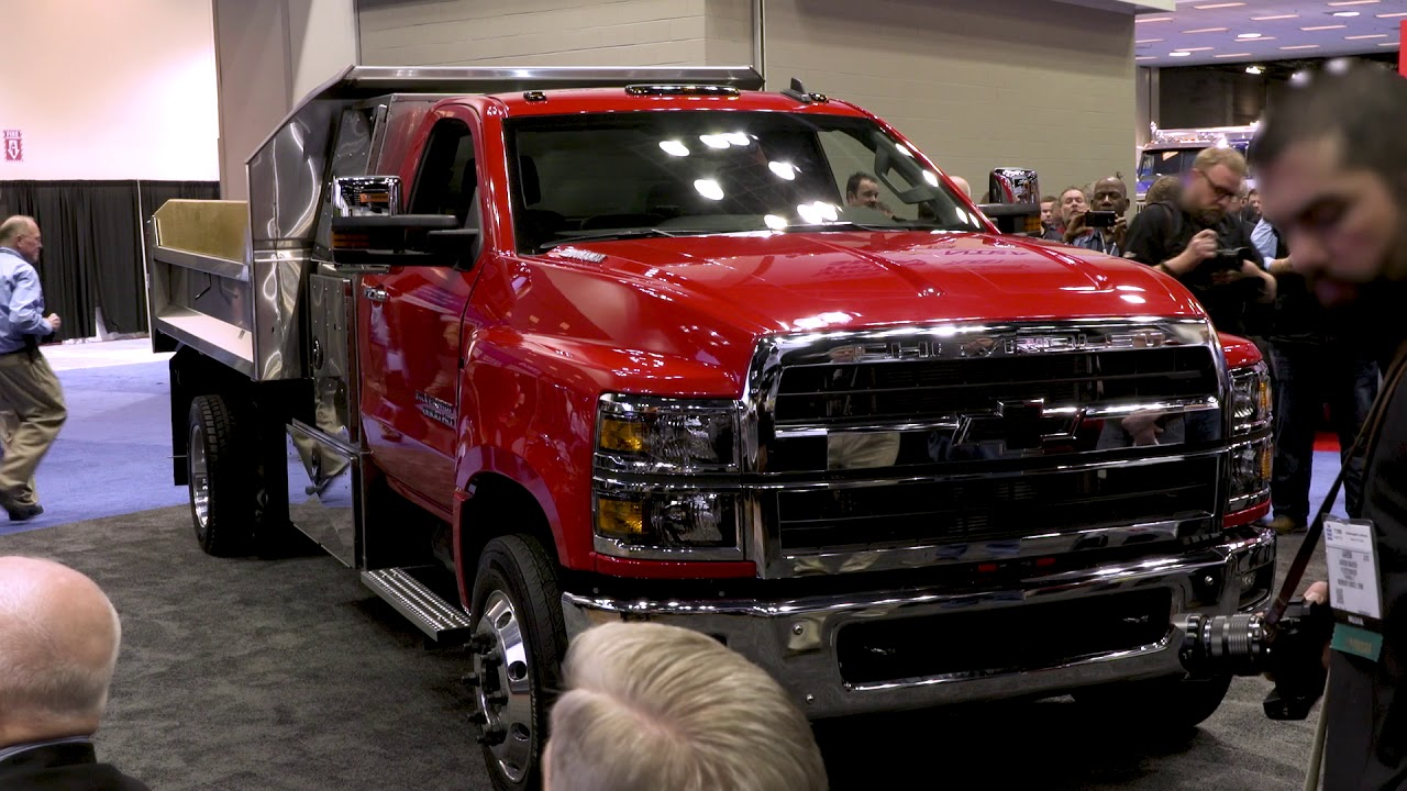 Commercial | Chevrolet Silverado Chassis Cab trucks | Roy ...