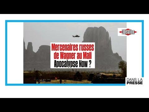 """""""Mercenaires russes de Wagner au Mali : Apocalypse Now ?"""" • FRANCE 24"""