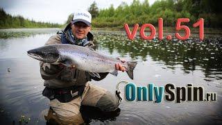 Ловля лосося спиннингом на аляске