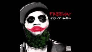 "Freeway - ""Running The Streets"" (feat. Jakk Frost & Free Money) [Official Audio]"