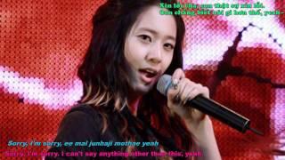 [Engsub & Roman & Vietsub] Sorry ( Dear Daddy )- Luna& Krystal- F(x)