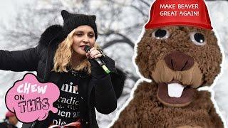 Madonna's Big Speech