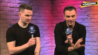 Hurts, 15 Fragen an Hurts/ 15 questions to HURTS