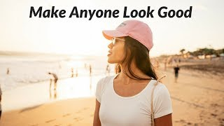 HOW TO POSE - 7 Tips To INSTANTLY Make Anyone LOOK GOOD ON CAMERA