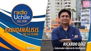 Gobernador de Antofagasta se refiere al proceso de descentralización