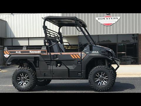 2021 Kawasaki Mule PRO-FXR in Greenville, North Carolina - Video 1