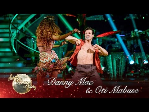 Danny Mac & Oti Mabuse Samba to 'Magalenha' by Sergio Mendes – Strictly Come Dancing 2016: Week 10