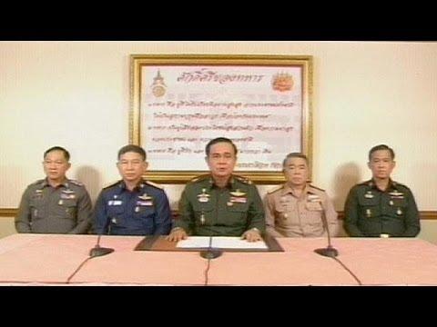 Ταϊλάνδη: Απαγόρευση κυκλοφορίας και συναθροίσεων