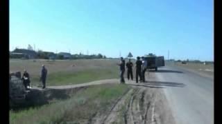 В Уральске произошло дорожно-транспортное происшествие
