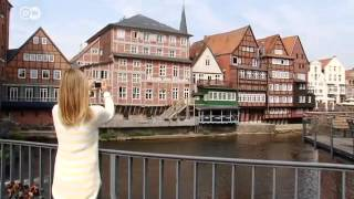 preview picture of video 'Lüneburg - Vacationing with a viewer from the USA | Discover Germany'