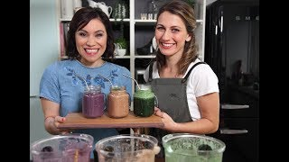 Youtube thumbnail for Chocolate Mylk, Blue Nutta, and Greena Colada by Maggie Gray