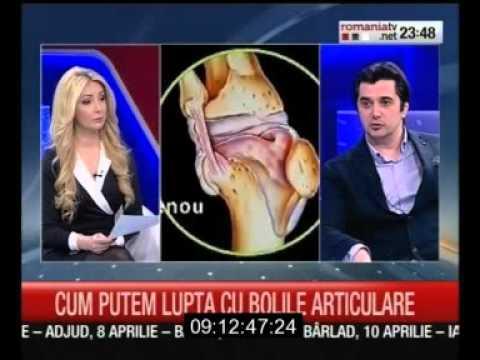 Tratamentul unei articulații inflamate pe braț