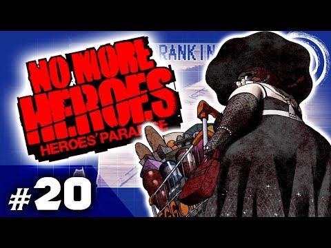 No More Heroes Part 20 | TFS Gaming
