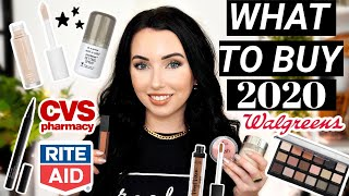 DRUGSTORE MAKEUP STARTER KIT 2020! What To Buy At The Drugstore