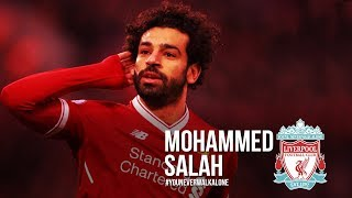 Tak Terhentikan, Video Cuplikan Gol Mohamed Salah, saat laga Kontra AS Roma
