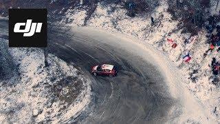 DJI - WRC Monte Carlo 2017