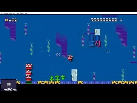Super Mario Maker (Wii U Emulator)   Cemu 1 8 1 (Intel GPU