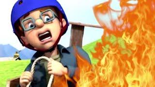 Feuerwehrmann Sam ⭐️Normans gefährliche Actionfilme 🔥Bester Feuerwehrmann   Cartoons für Kinder