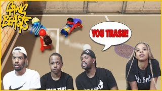 The Highly Anticipated Rematch! Gang Beast Soccer Mode!