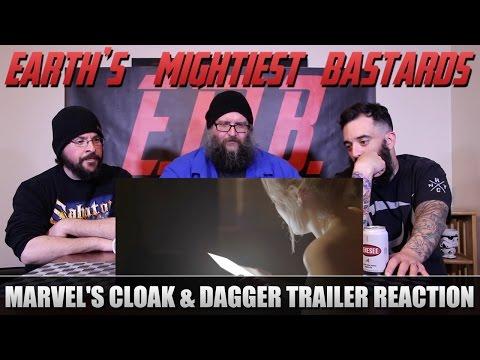 Trailer Reaction: Marvel's Cloak & Dagger