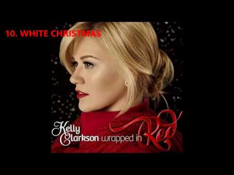 Kelly Clarkson - Wrapped In Red (Album Snippeds) Mp3