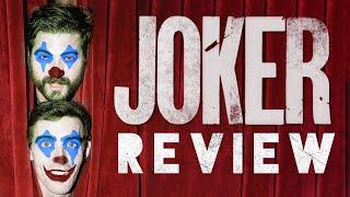 Who Needs Batman?: Joker Review - Movie Podcast