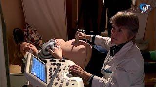 С 1 октября при областном роддоме работает Центр пренатальной диагностики