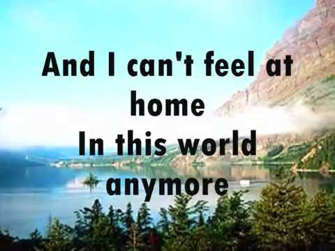 This world is not my home