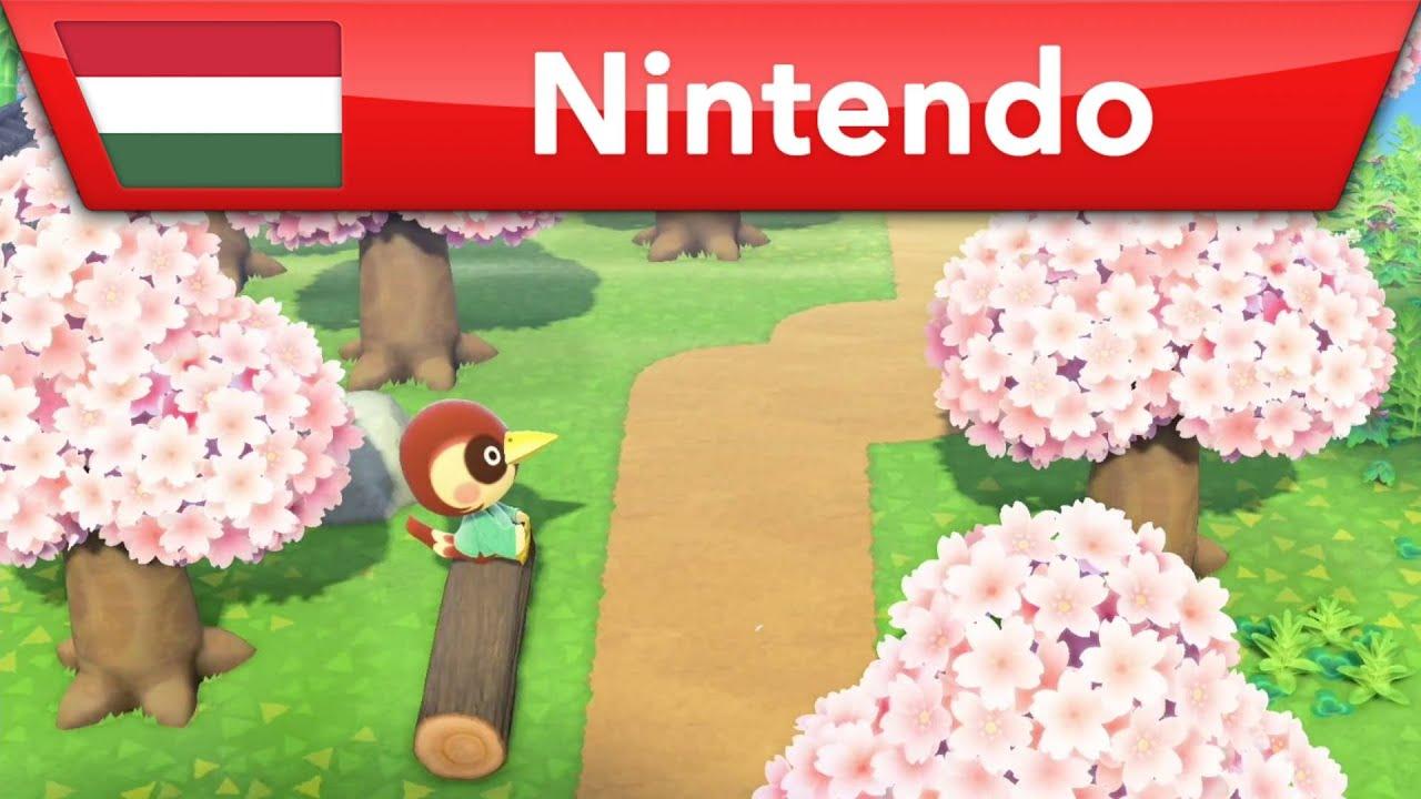 Animal Crossing: New Horizons - áprilisi frissítés | Nintendo Switch