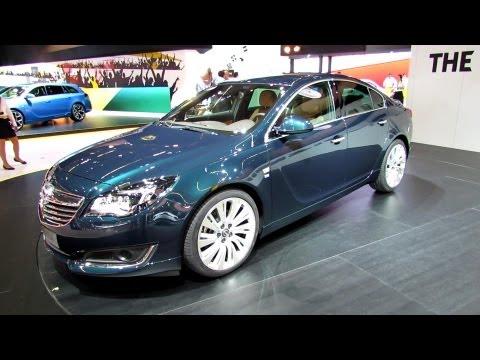 Opel  Insignia Седан класса D - рекламное видео 6