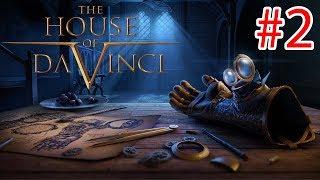 The House Of Da Vinci - Walkthrough Gameplay - PART 2