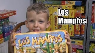 Los Mampfos (Zoch) - ab 6 Jahre - auch so gut wie Zicke Zacke Hühnerkacke?