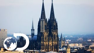 How Cologne Cathedral was Illuminated Before Electricity | Blowing Up History
