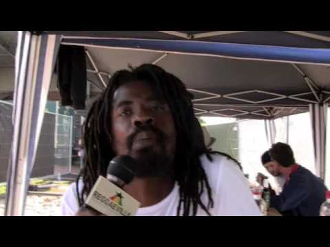Raymond Wright @ Ruhr Reggae Summer 7/24/2009