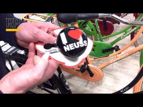 Fahrradklingeln im Soundcheck