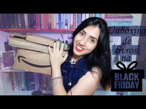 ?UNBOXING DE LIVROS ?| ? Black Friday? | Leticia Ferfer | Livro Livro Meu