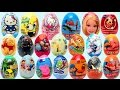 Surprise eggs Unboxing Toys Huevos Kinder Sorpresa egg by Unboxingsurpriseegg