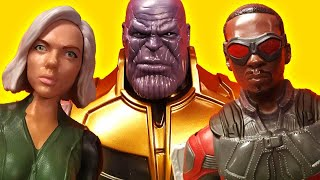 We Hope Infinity War is Better Than These Avengers Toys - Up At Noon Live!