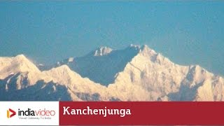 Catching the Glimpse of Kangchenjunga from Darjeeling