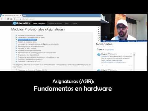 Administración de sistemas informáticos en red - FP ASIR Grado superior - Víctor Robles