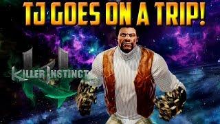 TJ GOES TO THE ASTRAL PLANE! Killer Instinct Season 3 (Online Ranked)