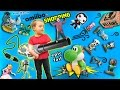 Amiibo Can Fly  Animal Crossing Take Over W Giveaway  Fail Unboxing  Fgteev Shopping Vlog