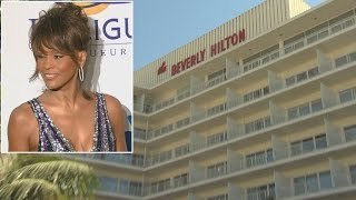 How The Hotel Rooms Where Whitney Houston, Anna Nicole Smith Died Have Changed