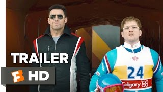 Eddie The Eagle - Official Trailer #1 (2016)