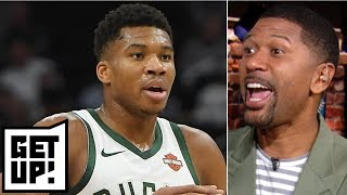 Jalen: Giannis is East's best player, Celtics and 76ers will meet in conference finals | Get Up!