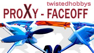 Twistedhobbys proXy fpv plane modification фото