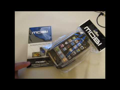 MOBI Jelly Case & Belt Clip for Apple iPhone 3G/3GS