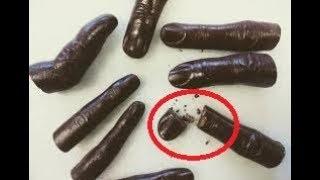 Most Bizarre Chocolate Creations